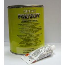 AKEMI POLYSOFT szpachla (ciemnobeżowa) 1,65 kg